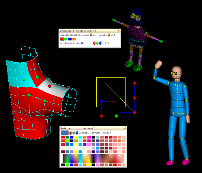 Open Source Seamless 3d Modelling Software